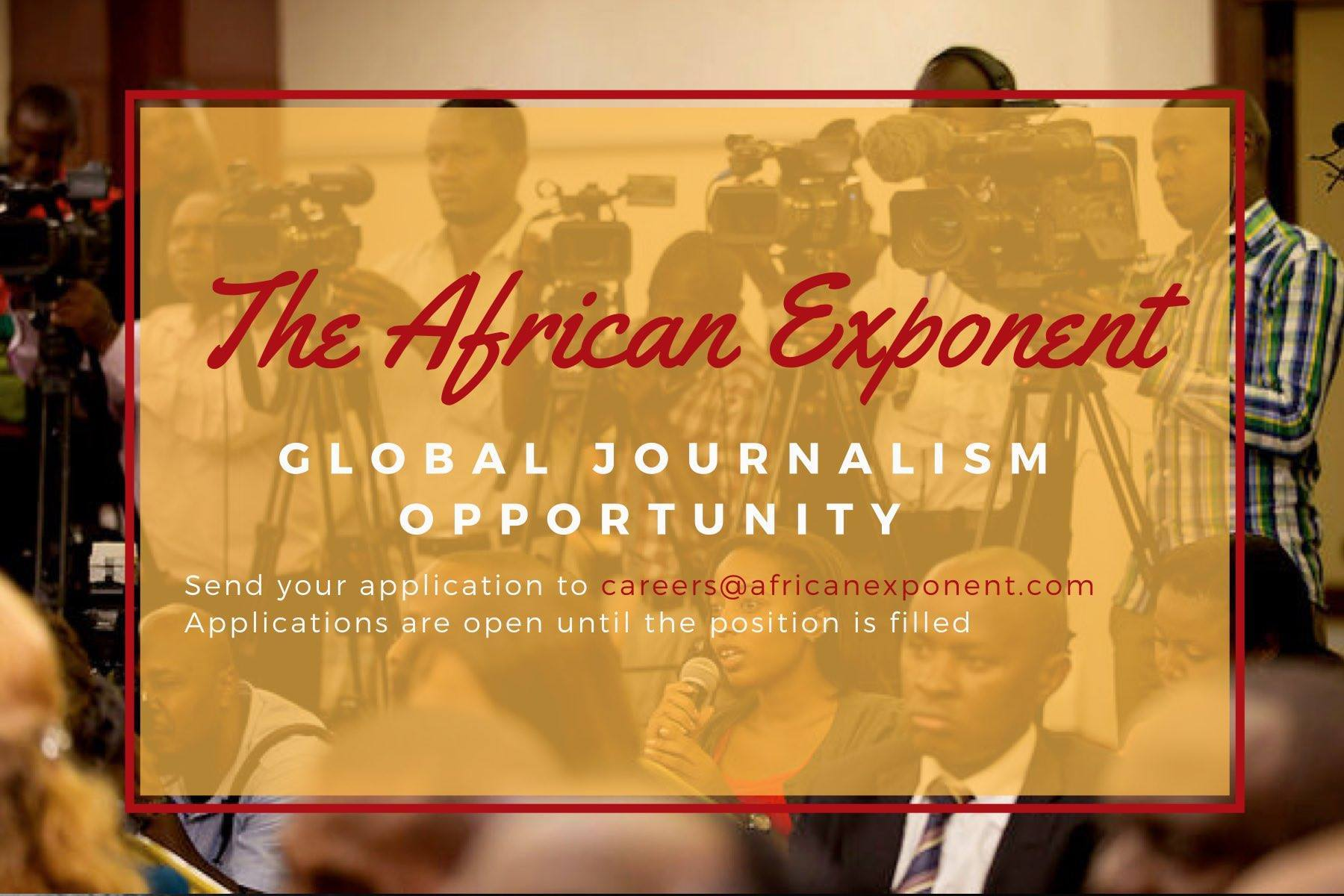 Apply to become the Content Manager at the African Exponent