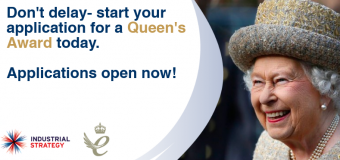 The Queen's Awards for Enterprise in Sustainable Development 2020 for UK Businesses