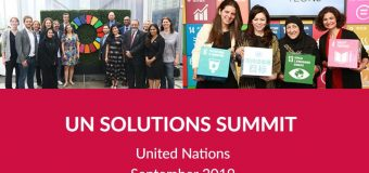 Apply to take part in the UN Solutions Summit 2019 in New York City – Submit a Project!