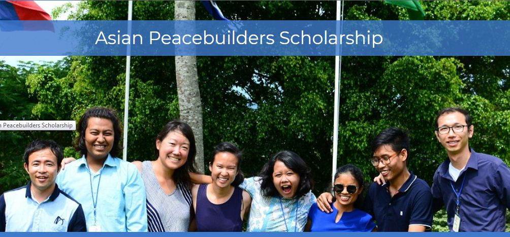 University of Peace Asian Peacebuilders Scholarship 2020/2021 (Fully-funded)