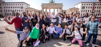 Westerwelle Young Founders Programme – Spring 2020 (Fully-funded to Berlin)