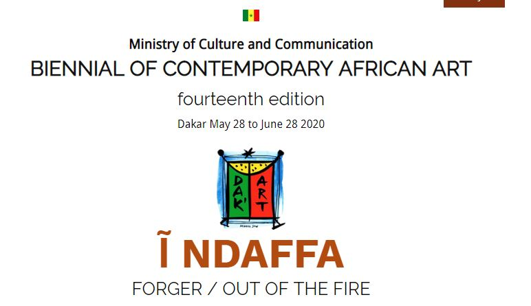 14th Biennial of Contemporary African Art International Exhibition 2020 in Dakar, Senegal