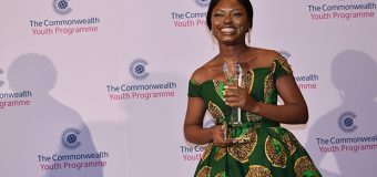 Commonwealth Youth Awards 2020 for excellence in development work (Win cash prizes and trip to London)