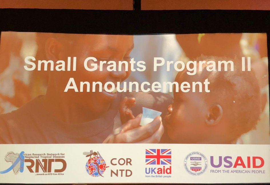 ARNTD/USAID African Researchers' Small Grants Program 2019 (Up to $25,000)