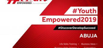 NBC Youth Empowered Workshop Abuja 2019