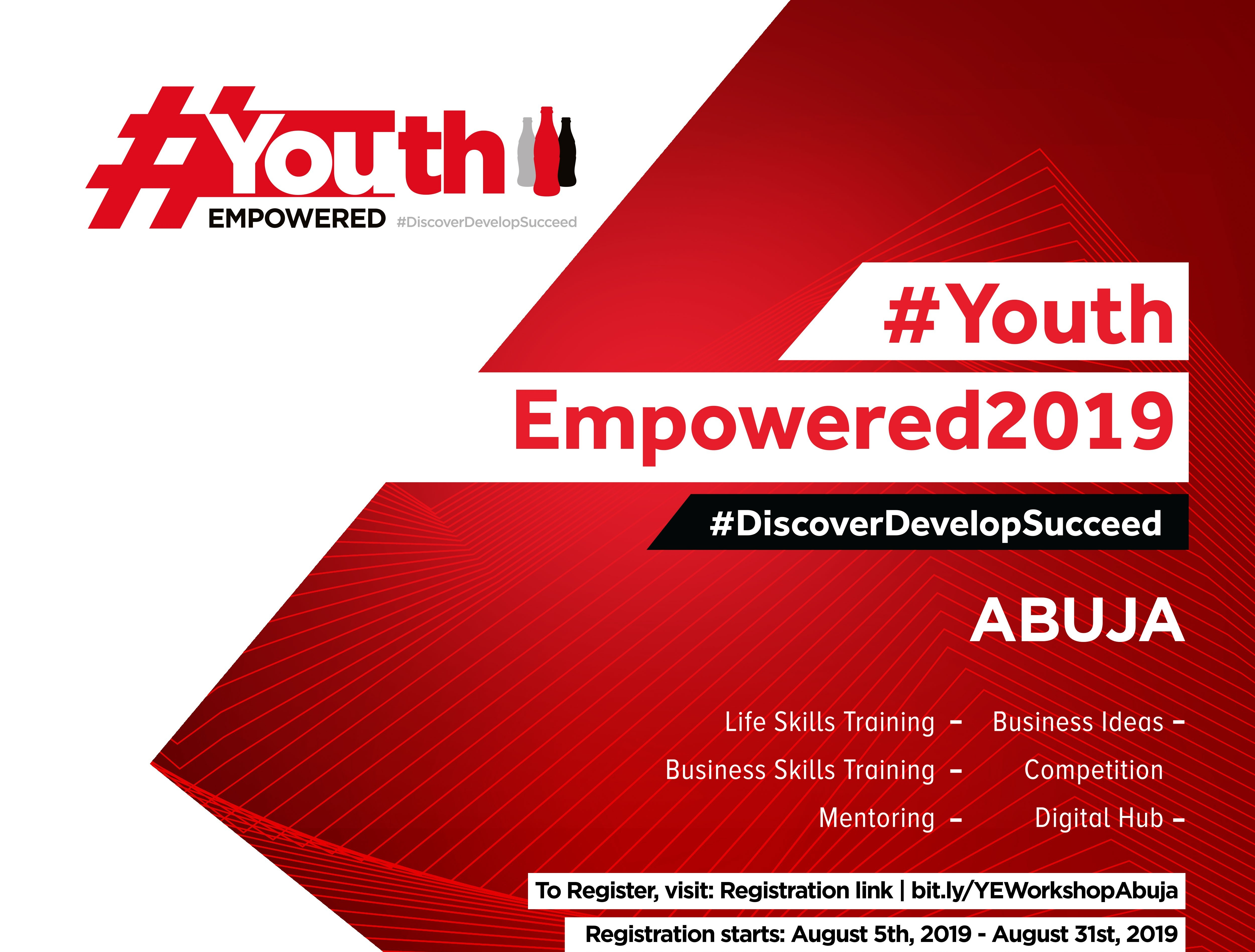 NBC Youth Empowered Workshop Abuja 2019