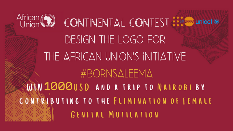 African Union Youth Envoy Saleema Initiative Logo Competition 2019 (Win a $1,000 USD prize)