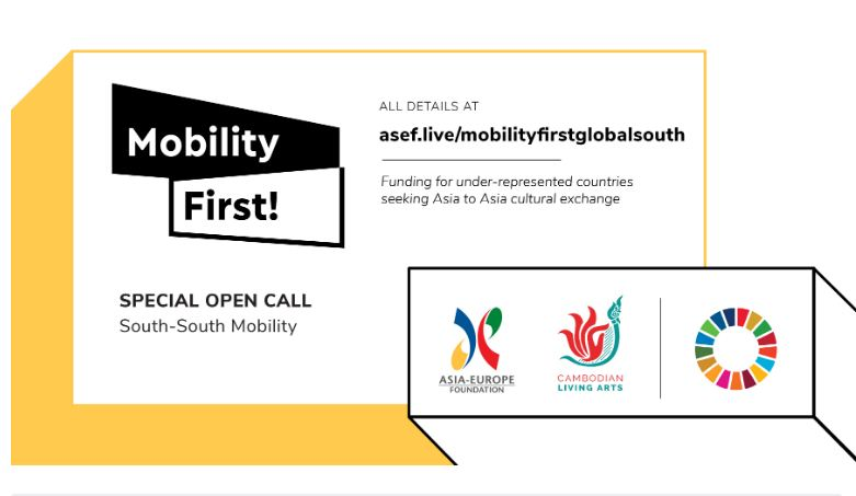 Asia-Europe Foundation (ASEF) #MobilityFirst Special Open Call: South-South Mobility 2019