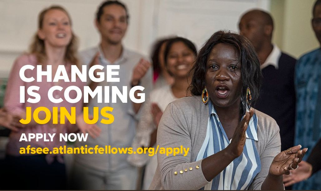 Atlantic Fellows for Social and Economic Equity Programme 2020/2021 (Funding available)