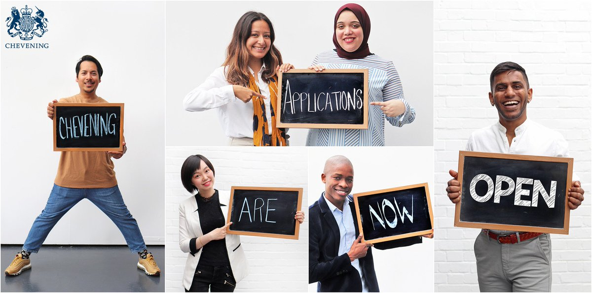 Apply: Chevening UK Government Scholarship to Study in the UK 2020/2021 (Fully-funded)
