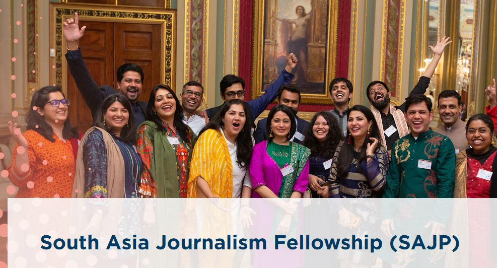 Chevening South Asia Journalism Fellowship (SAJP) 2020 for Mid-career Journalists (Fully-funded)