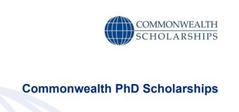 Commonwealth PhD Scholarships 2020 for Least Developed Countries and Fragile states (Fully-funded)