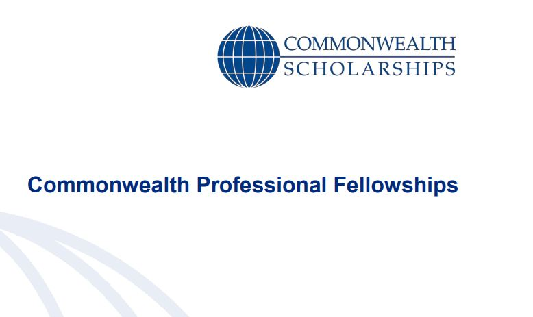 Commonwealth Professional Fellowships 2020 for Mid-career Professionals (Fully-funded)