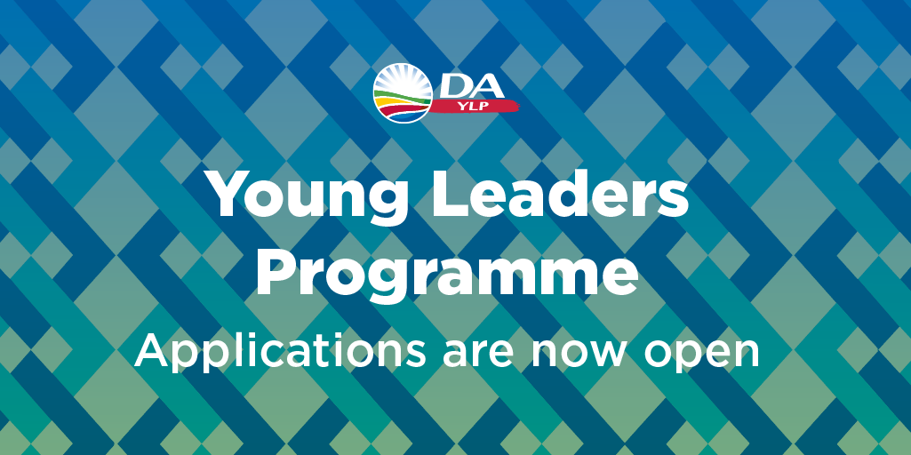 Democratic Alliance (DA) Young Leaders Programme 2020 for South Africans