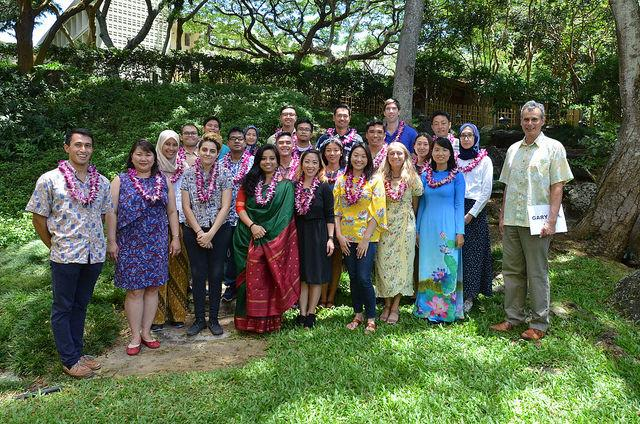 East-West Center Graduate Degree Fellowship 2020/2021 to study at the University of Hawai'i at Mānoa