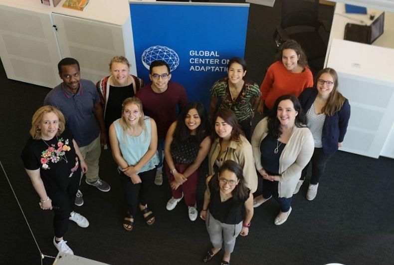 Global Center on Adaptation (GCA) Young Leaders Program 2020