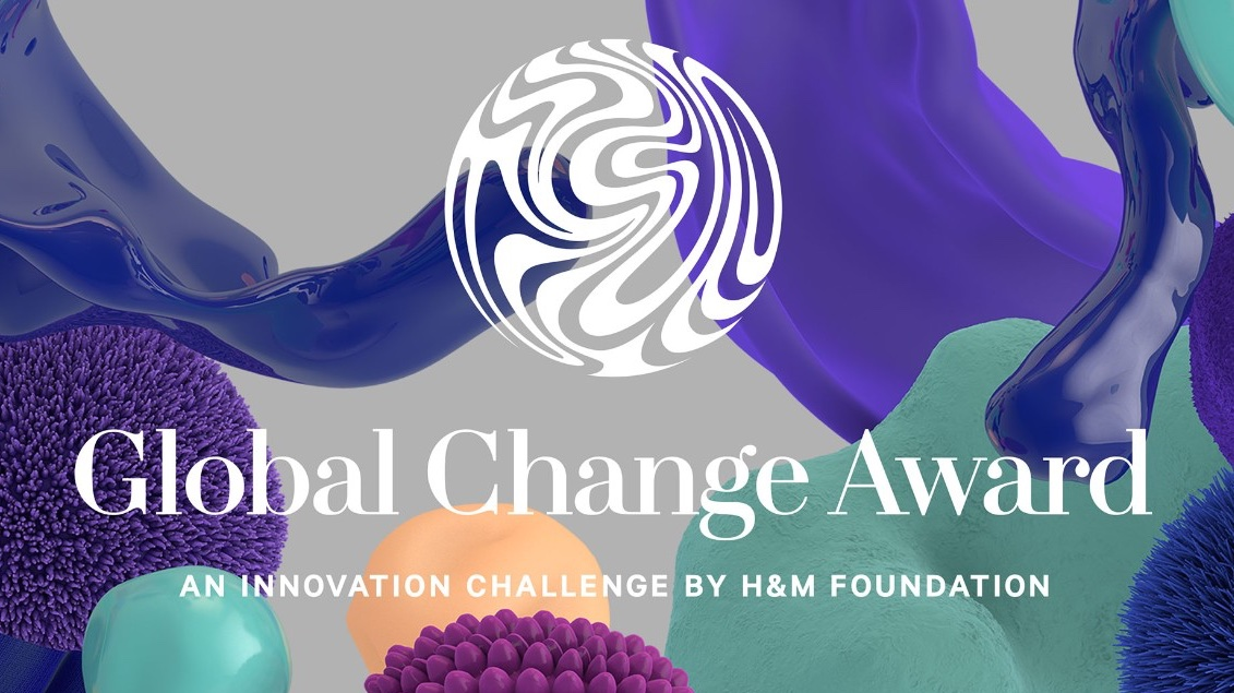 H&M Foundation Global Change Award 2020 (Win a share of €1 million and trip to Stockholm, New York and Hong Kong)