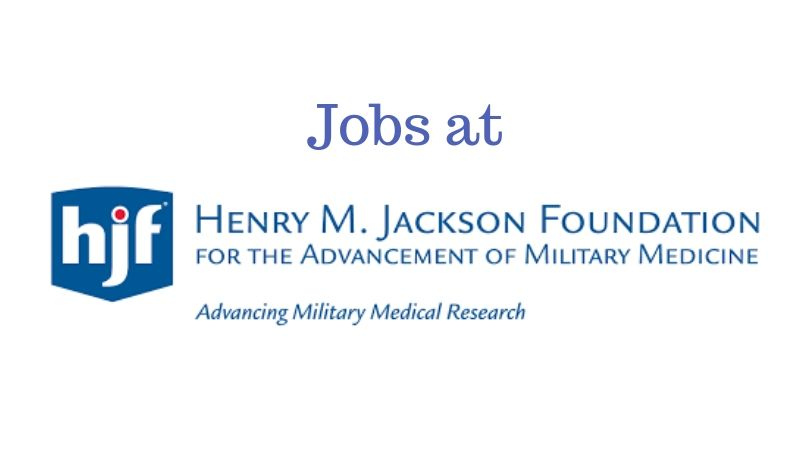 Hot Job: Henry M. Jackson Foundation (HJF) is seeking a Research and Teaching Assistant