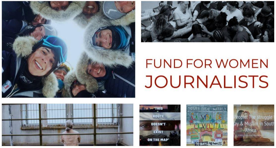 IWMF Howard G. Buffett Fund for Women Journalists 2019 (Round 2)
