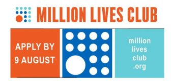 Apply to Become a Member of the Million Lives Club (Cohort One)