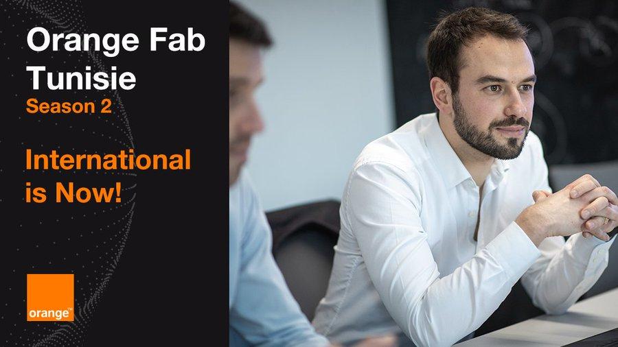 Orange Fab Tunisia Acceleration Program 2019 for Startups