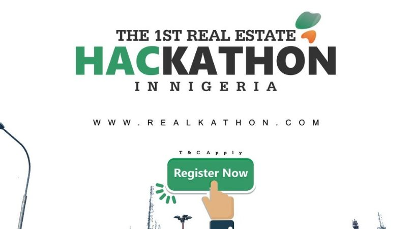 Apply for Realkathon 2019 – First Real Estate Hackathon in Nigeria (Grand prize of $2,750)