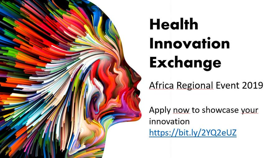 Call for Innovation Proposals: UNAIDS Health Innovation Exchange Africa Regional Event 2019 (Stipend available)