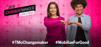 T-Mobile Changemaker Challenge 2019 for Young Leaders in US and Puerto Rico (Win $2,000 seed funding plus more)