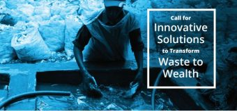 UN Habitat Call for Innovative Solutions to Transform Waste to Wealth