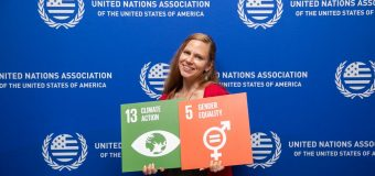 UN Youth Climate Summit Blogger Fellowship 2019