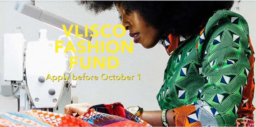 Vlisco Fashion Fund Competition 2019 for African Fashion Designers (Funding of €5000)
