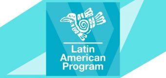 Wilson Center Latin American Fellowship Program 2019/2020 Addressing Environmental Challenges in the Americas