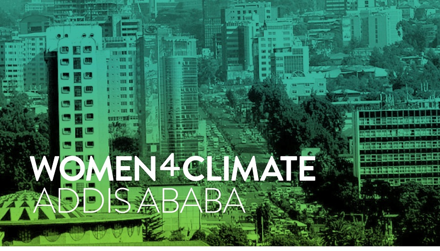 C40 Addis Ababa Women4Climate Mentorship Program 2019