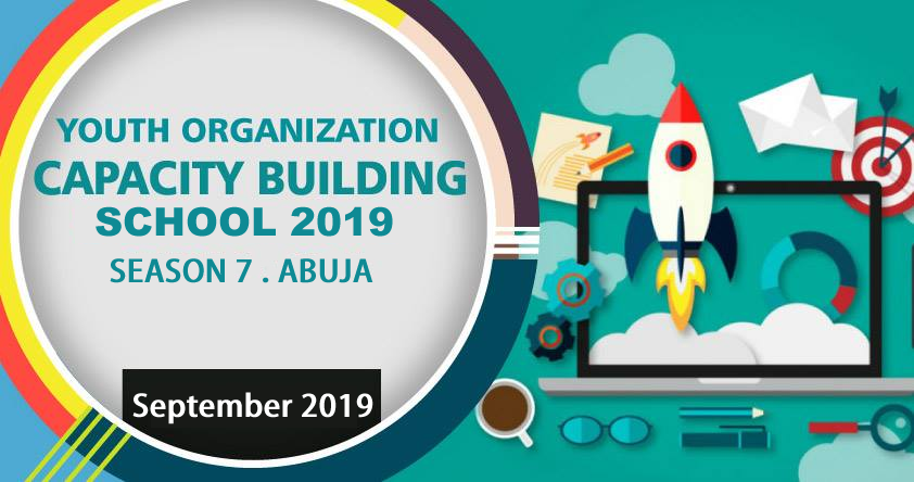 Apply for Youth Organisation Capacity Building School (YOCBS) Season 7 in Abuja, Nigeria