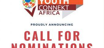 YouthConnekt Africa Awards 2019 (Win $5000 and invitation to YCA Summit in Kigali, Rwanda)