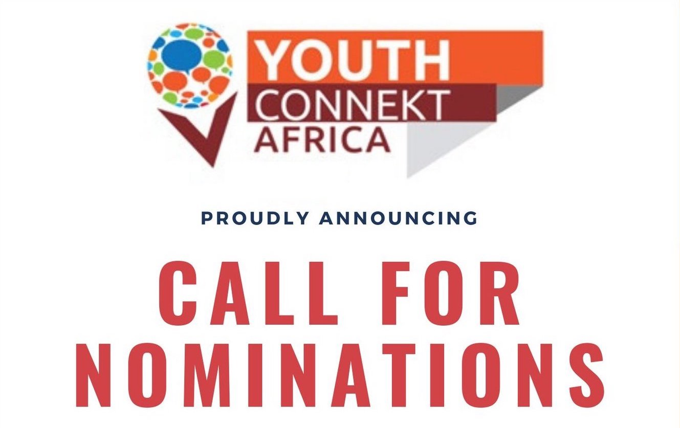 YouthConnekt Africa Awards 2019 (Win $5000 and invitation to YCA Summit in Kigali, Rwanda)