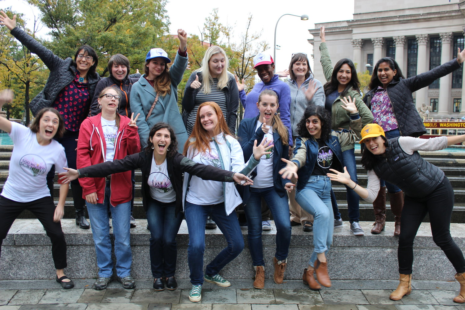 500 Women Scientists Fellowship for the Future 2019 for Women of Colour in STEM