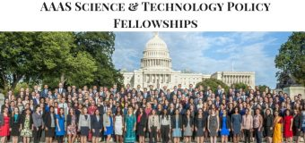 AAAS Science & Technology Policy Fellowships 2019 for Scientists and Engineers from the United States