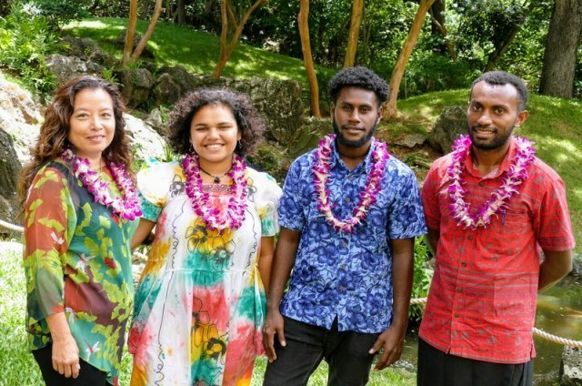 East-West Center US South Pacific Scholarship Program 2019 for Undergraduate and Master's Study