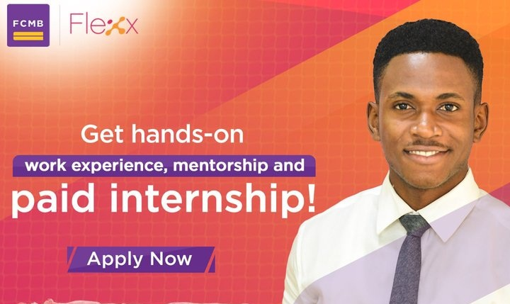 First City Monument Bank #FCMBFlexxtern Internship 2019 for Young Nigerians (Paid position)