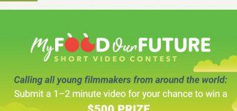 """IFPRI """"My Future Our Future"""" Short Video Contest 2019"""