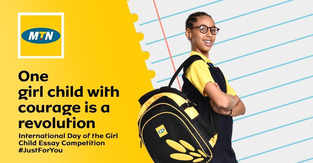 International Day of the Girl Child – MTN mPulse Essay Competition 2019