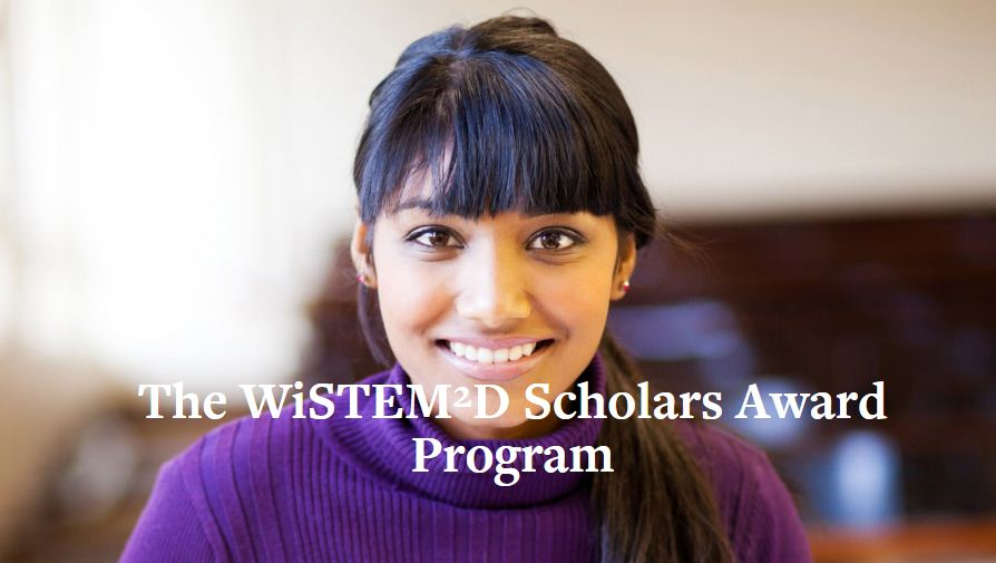 Johnson & Johnson WiSTEM2D Scholars Award Program 2020 (up to $150,000)
