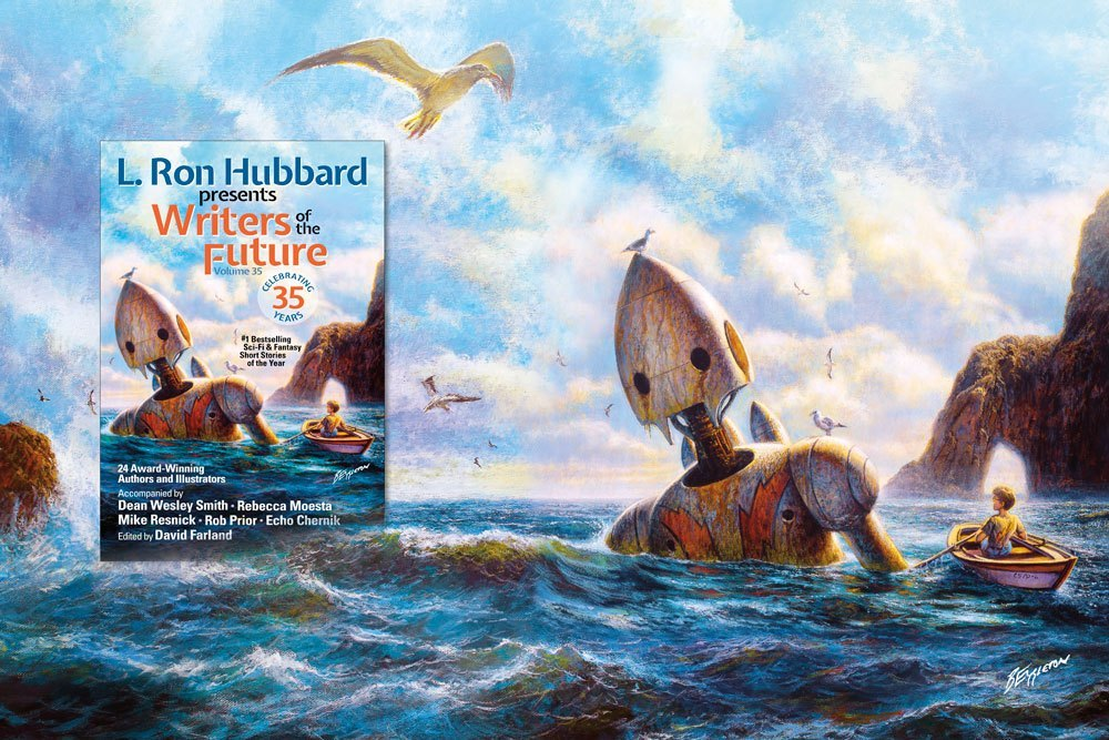 L. Ron Hubbard's Writers of the Future Contest for Quarter Four 2019