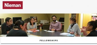 Nieman-Berkman Klein Fellowship in Journalism Innovation 2020-2021 at Harvard University (stipend of $75,000)