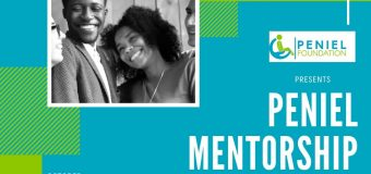 Peniel Foundation Mentorship Program (PMP) 2019 for Youths with Disabilities in Africa
