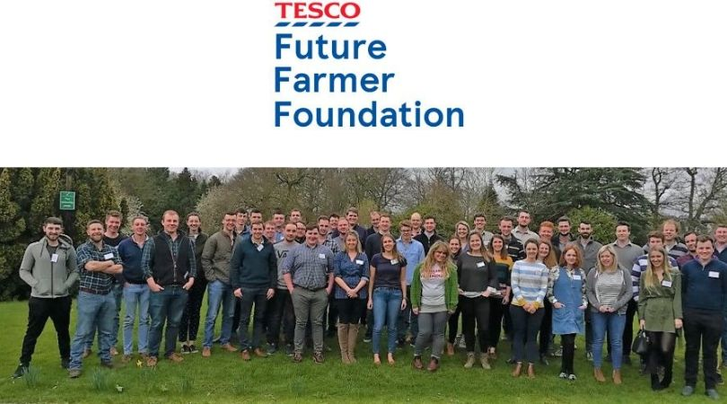 Tesco Future Farmer Foundation Programme 2020 for Youth in UK/Ireland