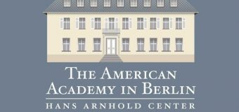 The Berlin Prize at the American Academy in Berlin 2020-2021 (stipend of $5,000)