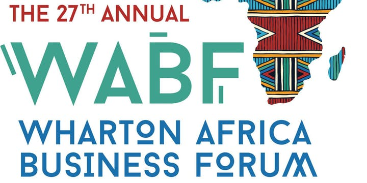 Wharton Africa Business Forum New Venture Competition 2019 ($10,000 grand prize)