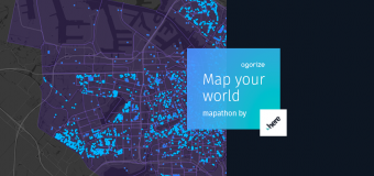 HERE Mapathon: Map Your World 2019 (Tell a story using data and visualization and win up to USD $10,000)